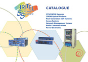 IRITEL CATALOGUE OTN/DWDM SDH/SONET WDM PDH MULTIPLEXER CONVERTER RADIO POWER ELECTRONICS.pdf (English)