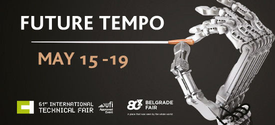 INTERNATIONAL FAIR OF TECHNIQUE 2017